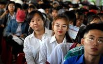 Hơn 4.000 học sinh Bình Định đi nghe tư vấn tuyển sinh 2019