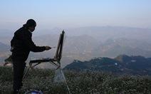 Người họa sĩ Thái Lan mê mệt cổ thụ Việt