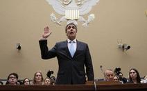 Cựu luật sư  khai từng dọa các trường giấu điểm ông Trump