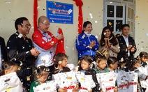 Bạn đọc Tuổi Trẻ tặng điểm trường cho dân vùng lũ Yên Bái