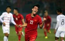 """Tiền đạo Nguyễn Tiến Linh: """"Tôi không có duyên với giải U-23 châu Á"""""""