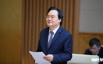 Bộ trưởng Phùng Xuân Nhạ: tránh tuyên truyền 'giáo dục không trong sáng'