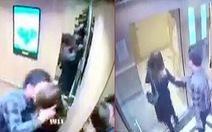 Vụ ép cô gái để hôn trong thang máy: Nên sửa luật để phạt mạnh hơn