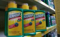 Tòa Mỹ lại xác định thuốc diệt cỏ Roundup gây ung thư