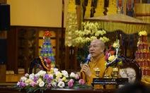 Trụ trì chùa Ba Vàng: 'Chùa lớn nên bị ghen ghét'
