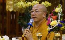 Sư Thích Trúc Thái Minh và chùa Ba Vàng làm tổn thương giáo hội, tăng đoàn