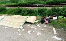 Lại tai nạn đường sắt tại Hải Dương làm 2 người chết
