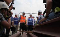 TP.HCM tạm ứng hơn 2.158,5 tỉ đồng cho tuyến metro số 1