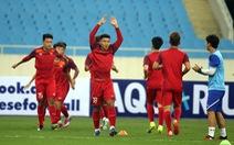 Lịch thi đấu vòng loại U-23 châu Á 2020: Việt Nam quyết thắng Brunei