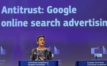 Cạnh tranh 'bẩn', Google bị phạt 1,7 tỉ USD