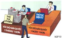 Luân chuyển công tác cán bộ giải quyết hồ sơ trễ hạn nhiều lần