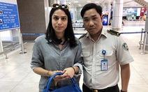 Nhân viên an ninh sân bay trả lại 100 triệu cho hành khách Ấn Độ