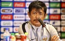 Thua Thái Lan, HLV Indra Sjafri không muốn nói về trận đấu với U-23 Việt Nam