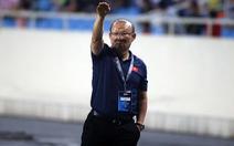 HLV Park Hang Seo: U-23 Việt Nam chơi chưa quá tốt