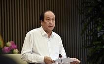 Thủ tướng nhắc Bộ Tư pháp xử lý những văn bản cài cắm lợi ích