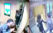 Sàm sỡ trong thang máy: Sửa luật để đủ sức răn đe