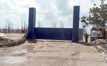 Xây dựng 'chui', nhiệt điện Vĩnh Tân 1 bị phạt 50 triệu đồng