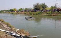 Xe nghi chở lao động Việt gặp nạn ở Thái Lan, ít nhất 9 người chết