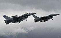 Vừa nghe Mỹ bán tiêm kích F-16 cho Đài Loan, Trung Quốc 'phản đối mạnh mẽ'