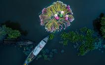 Việt Nam giành 3 giải ảnh ở cuộc thi flycam quốc tế SkyPixel