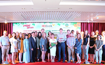 Nghiên cứu sinh MBA Ivy League thăm Vietjet
