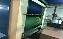 Phủ chống dính Teflon trục rulo trong ngành dệt