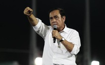 Trước ngày bầu cử, Thủ tướng Prayut thề xả thân vì đất nước