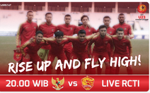 CĐV Indonesia tin đội nhà sẽ đánh bại U-23 Việt Nam