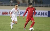 U23 Việt Nam - U23 Indonesia (hiệp 1): 0-0