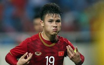 Quang Hải đá chính trận gặp U23 Indonesia tối nay