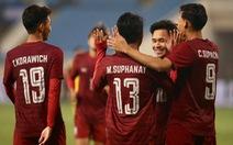 Đè bẹp U23 Brunei, Thái Lan sẵn sàng đấu Việt Nam