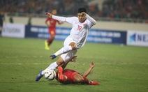 U23 Việt Nam - U23 Indonesia (hết hiệp 1): 0-0