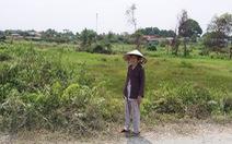 16 năm sau phát hiện chính quyền làm sổ đỏ nhầm thửa đất hàng xóm