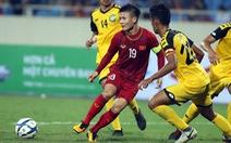 U-23 Việt Nam - U-23 Indonesia (20h): Quang Hải đá chính, Đình Trọng dự bị