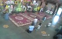 Vào chùa Vĩnh Nghiêm trộm túi xách chứa tài sản cả tỉ đồng