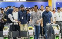 Indonesia khánh thành tuyến metro đầu tiên sau hơn 5 năm xây dựng
