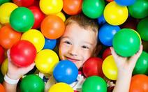 Nhiều căn bệnh nguy hiểm đang 'phục kích' trẻ em ở... nhà banh