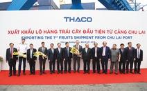 Thaco xây nền nông nghiệp công nghệ cao
