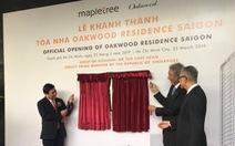 Saigon Co.op 'bắt tay' nhà đầu tư Singapore phát triển địa ốc khu Nam Sài Gòn