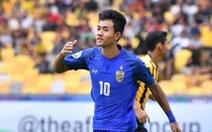 Sao trẻ Thái Lan được AFC công nhận kỷ lục ở U23 châu Á