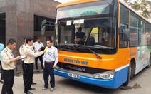 Hà Nội mở đợt cao điểm kiểm tra tài xế xe buýt sử dụng chất gây nghiện