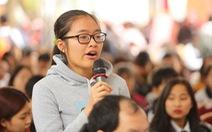 96 ngành nào tuyển thẳng học sinh giỏi quốc gia?