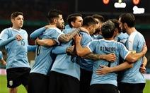 Đè bẹp Thái Lan, Uruguay đăng quang ở China Cup 2019