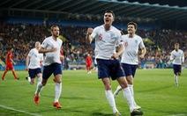 Anh và Pháp tiếp tục đại thắng ở vòng loại Euro 2020