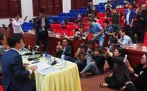 Uông Bí họp báo vụ chùa Ba Vàng: Bà Yến bị phạt 5 triệu đồng