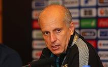 HLV Alexandre Gama: 'Tôi bất ngờ với kết quả thua 0-4 của U23 Thái Lan'