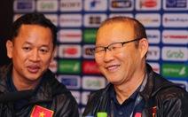 HLV Park Hang Seo: 'Chúng ta không có gì phải sợ người Thái cả'