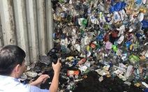Sau năm 2024, không được nhập nhựa phế liệu để tái chế