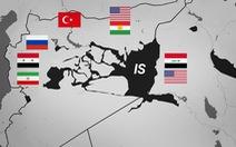 Sự trỗi dậy và suy tàn của IS