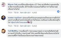 CĐV Thái Lan tức giận với đội nhà: 'Trận thua bạc nhược và yếu ớt'